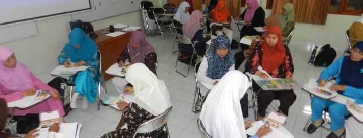 kegiatan workshop pengendalian emosi